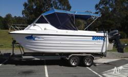 Regretful sale - BOAT: Fully fitted out with front