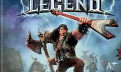 Brutal Legend video game for the Microsoft Xbox 360