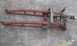 BSA Motorbike Girder Forks. I have been told these are