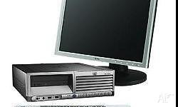QUALITY HP SYSTEM WITH WARRANTY HP dc7600 complete with