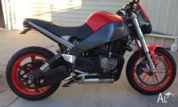 Awesome long wheel base Buell XB12Ss Lightning! Price