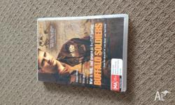 Buffalo Soldiers DVD (2 disc set) Condition: Used but