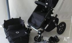 BUGABOO CAMELEON 3 Stroller 2 years old Only used at
