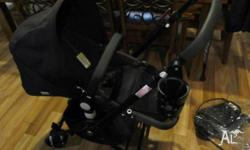 Bugaboo Cameleon, Limited Edition ~ Black (generation
