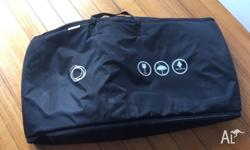 Bugaboo Cameleon Travel Bag. This bag is invaluable for
