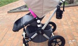 Bugaboo cameleon white brake, used condition does come