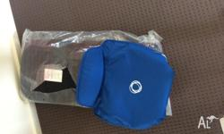 Brand new in packet Bugaboo Donkey Bassinet. Royal Blue