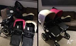 Almost as new condition. The entire pram and