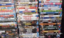 Hello, Having a big DVD clean out. Titles start from