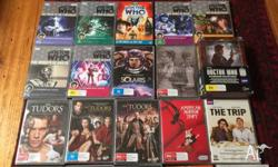 33 DVDs includes a many brand new shrinkwrapped titles