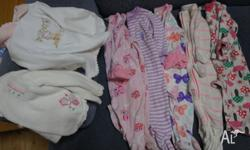 Bulk Girls size 00 (3-6months) Clothing All in