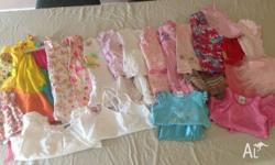 Gorgeous bulk lot of size 1 girls summer clothes.
