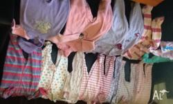 Bulk lot girl clothes size 1. At least 100 pieces In