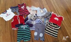Bulk 00 Sprout Boys clothing in excellent condition.