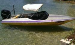 Selling our ski boat due to upgrade,bought 6 months ago