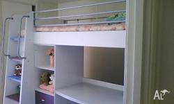 For Sale 1 paddington bunk. suit girl better as colours