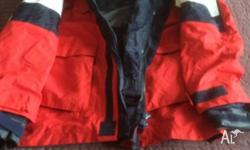 Burke Southerly Offshore PB20 Breathable Jacket Three