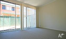This unit is located in a peacefully quiet location,