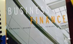 11th edition Business finance Peirson , brown , Easton