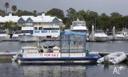 BUSINESS OPPORTUNITY - THE WASH TUB Sweetwater Pontoon,