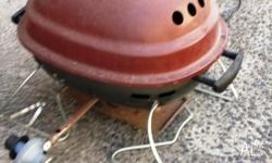 For sale: used butane gas BBQ. Perfect for those
