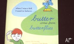 Book: Butter Comes From Butterflies - Matt Connolley