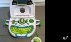 Hardly used Buzz Lightyear VTech Computer for sale.