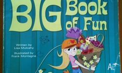 girls big book of fun bye bye boredom this will give