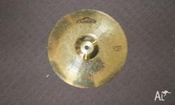 Camber C6000 crash cymbal, ,made in Canada in the