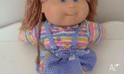 Cabbage Patch doll In excellent condition for age