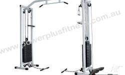 Cable Cross Over comes with all the attachment and 70kg