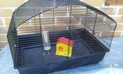 Cage to suit bird or other pet. Dimensions 45cm high x