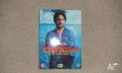 For Sale - Californication Season 2, the discs are in