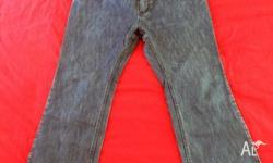 Up for sale CK and Colorado used jeans in near perfect