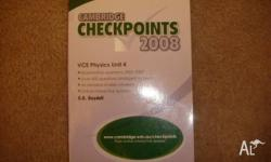 Cambridge Checkpoints 2008 VCE Physics Unit 4 In