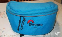 Lowepro orion camera bag in as new condition. $65.00
