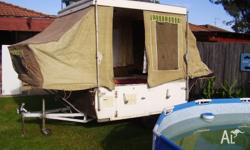 hi there up 4 sale is my camper as you can see shes