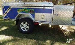 CAMPER TRAILER HARD FLOOR OFF ROAD .... BRAND NEW....