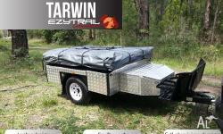 TARWIN � Camper Trailer � TN230 Tent Package Offering