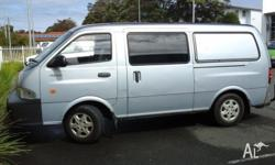 Hi, We are selling our campervan after a nice around
