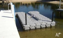 Can Dock - Drive On Docking Systems - Custom Made, Boat
