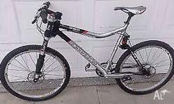 I want to buy a Cannondale dual suspension mountain