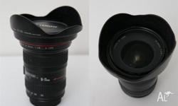 Canon 16-35mm F2.8 L MK2 version. Awesomely sharp lens