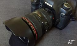 Perfect condition Canon kit for sale. Very rarely used