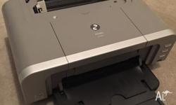 Colour Canon printer in excellent condition, having had