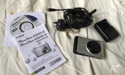 Canon digital camera in great condition. Fantastic