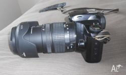 Canon EOS 3000 SLR Camera in great condition. Please
