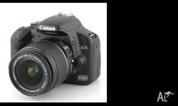 Canon EOS 450D / Rebel XSi 12.2 MP Digital SLR Camera -