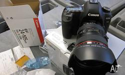 PACKAGE CONTENT:  1 Canon EOS 5D Mark II Body 1 Eyecup