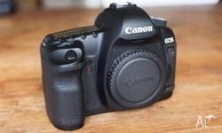 EOS 5D Mark II Digital SLR Body I'm selling a 5D Mark